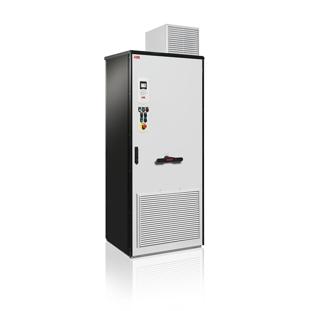 ABB ACS880-07-0361A-5+B055+C129+D150 Cabinet AC Drive