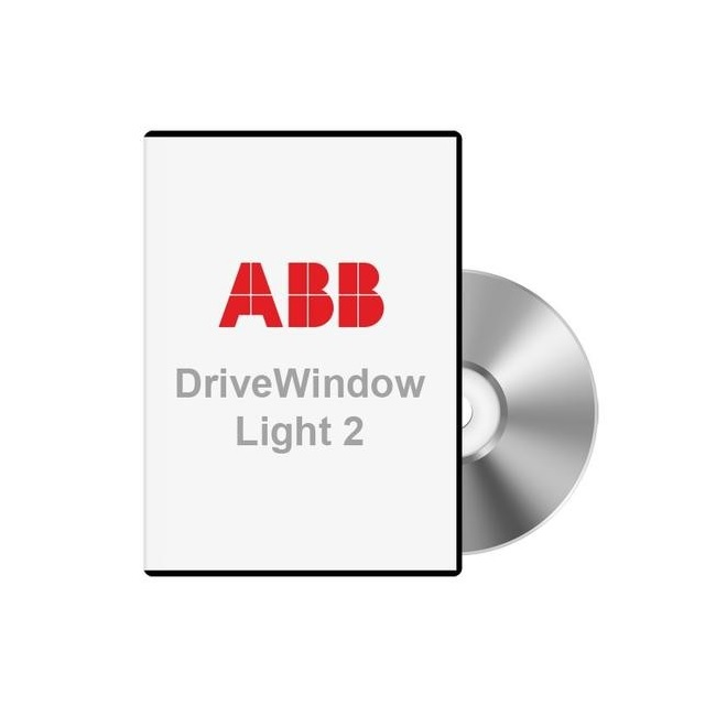3AFE64532871 DRIVEWINLIGHTV2.9 ABB DriveWindow Light software (A reduced version of ABB?s full DriveWindow package) is designed for online drive commissioning and maintenance purposes. Features: Upload/download drive parameter files, save and copy; Drive Control (Start, Stop, Speed Ref); Trending (on a limited basis). ---------------- Includes program cable OPCA-01, DB9 (RS-232) to RJ45 (RS-232) to connect to ACS355/550 panel port. ---------------- Connection to ACS800 panel port requires program cable NPCU-01, DB9 (RS-232) to RJ12 (RS-485), sold separately. 43817722171