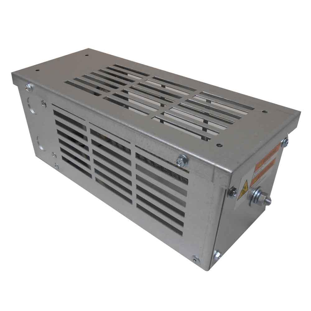 P14494-15 ABB DRIVE BRAKE RESISTOR 150 Ohm 300 Watt 12Lx5Dx5H