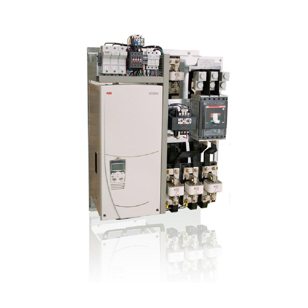 ABBD-DCS800-EP1-0405-05  100HP NON REGEN 500VDC PANEL DRIVE