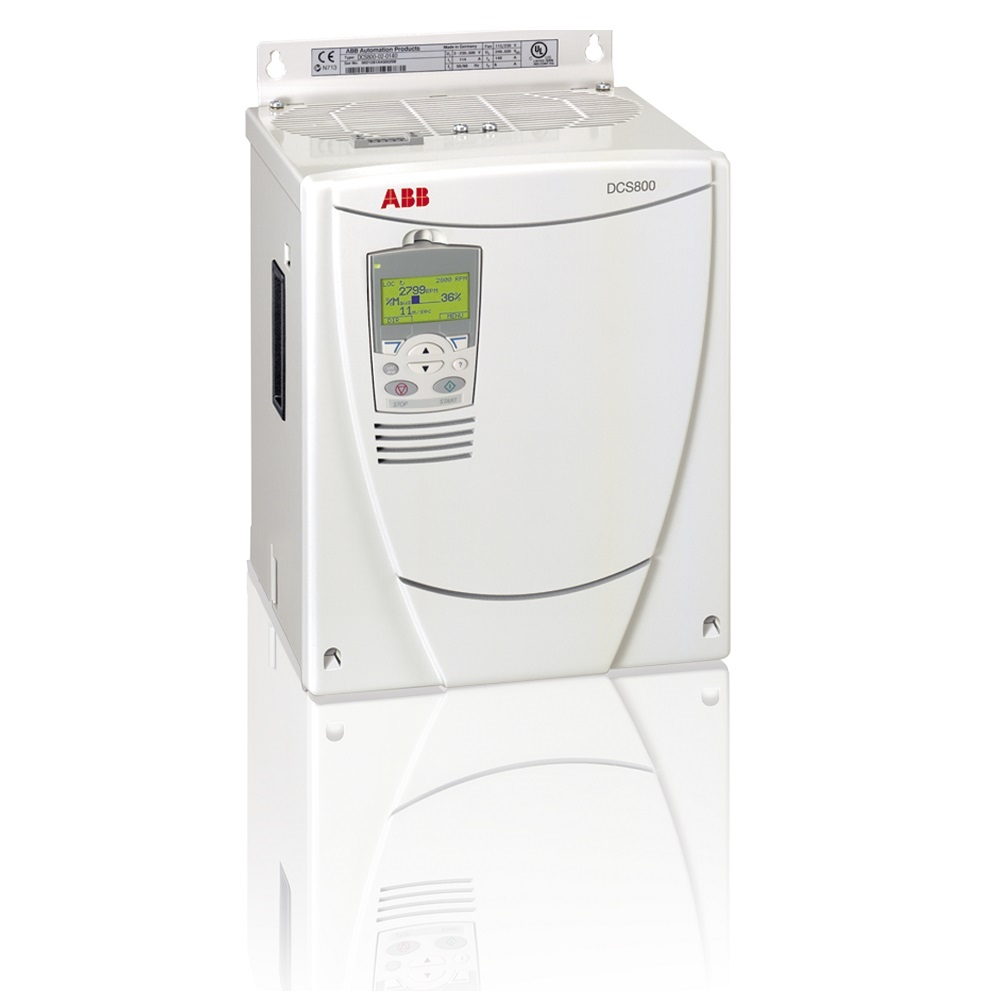 ABBD-DCS800-S01-0180-05 DCS800, 100HP, 0180 KVA, S01 -MODULE, 480 VAC