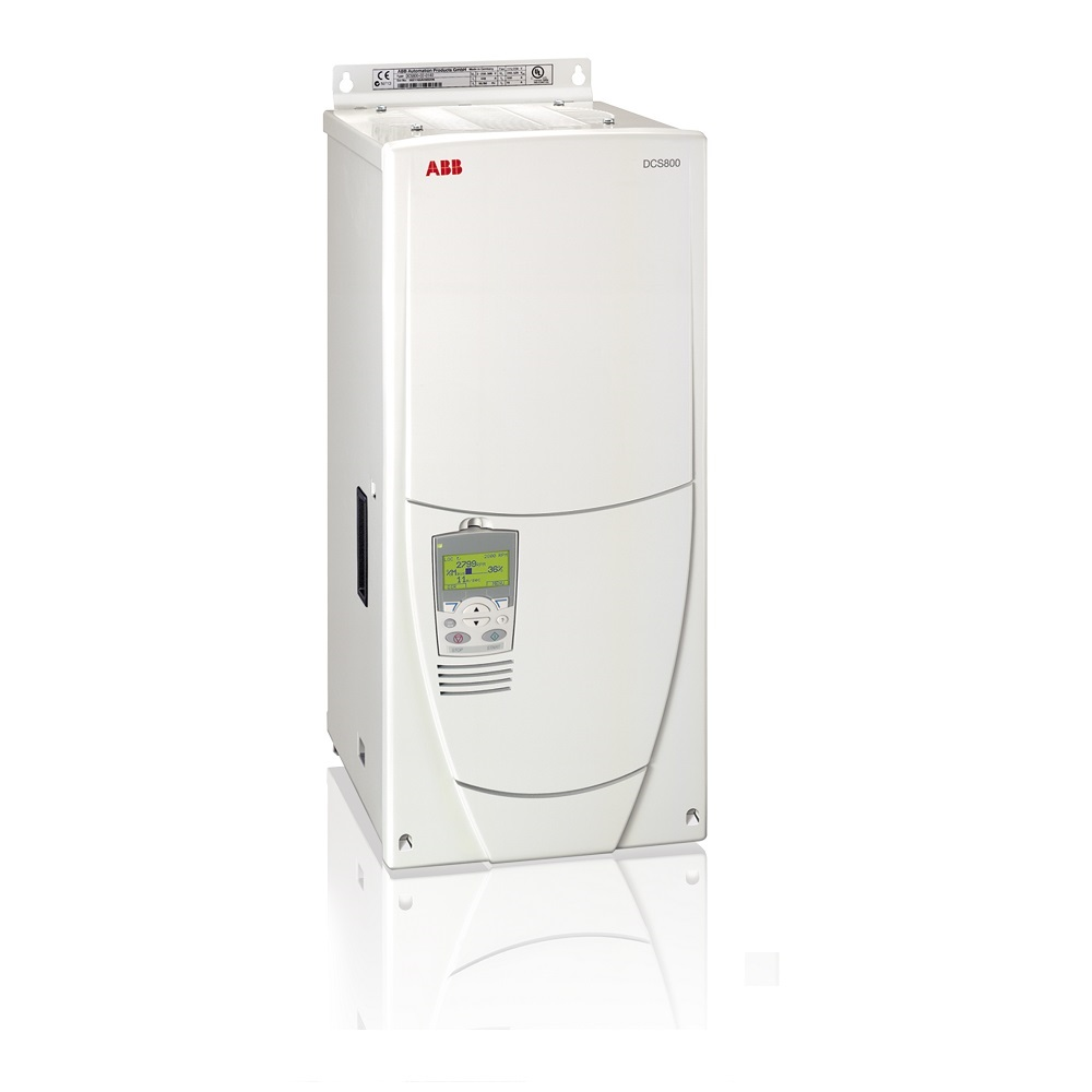 ABBD-DCS800-S01-0740-05+S171 DCS800, 400HP, 0740 KVA, S01 -MODULE, 480 VAC, W/OPTIONS